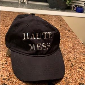 Express baseball cap